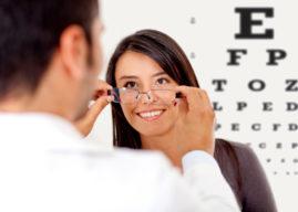 Tu cand ai fost ultima oara la un control oftalmologic?